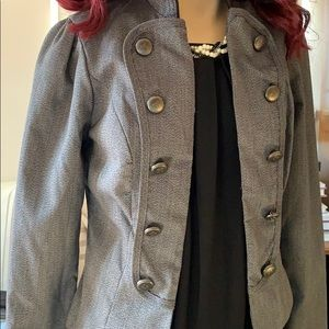 HeartSoul gray jacket